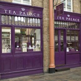 Tea Palace. Чайный рай в Лондоне.