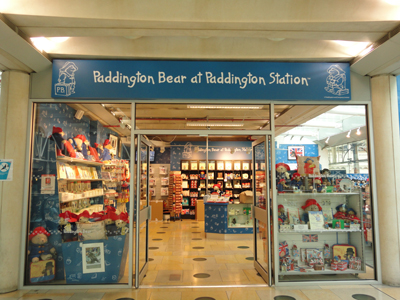 paddington shop